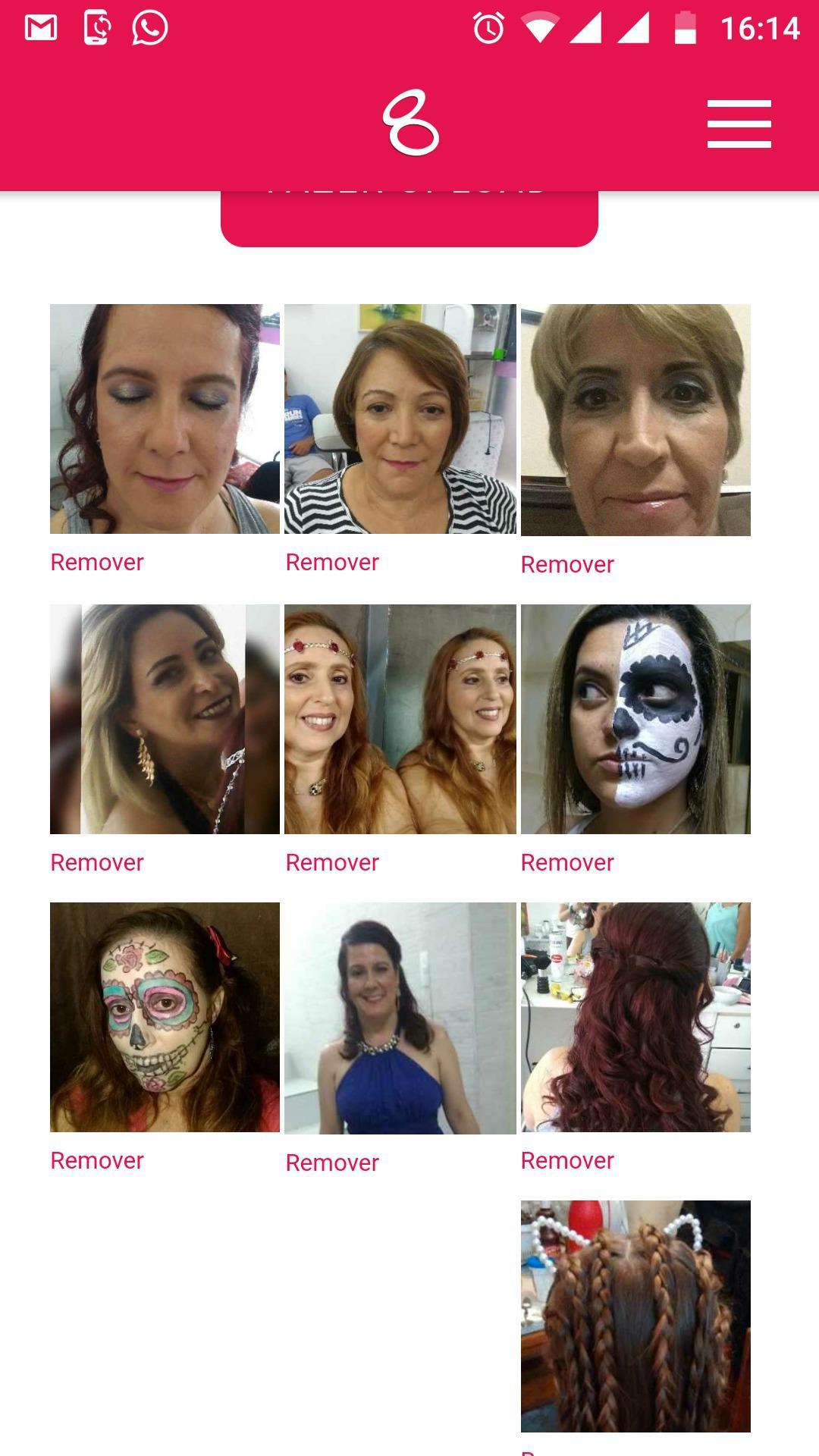 maquiagem manicure e pedicure maquiador(a) estudante (massoterapeuta)