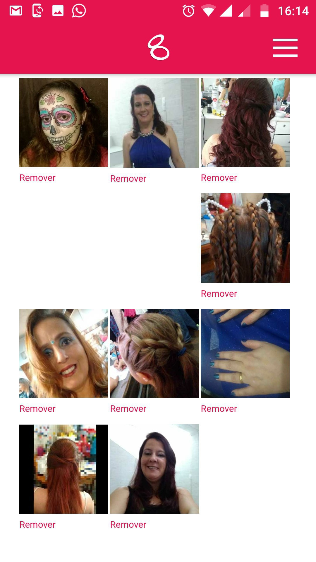 unha manicure e pedicure maquiador(a) estudante (massoterapeuta)