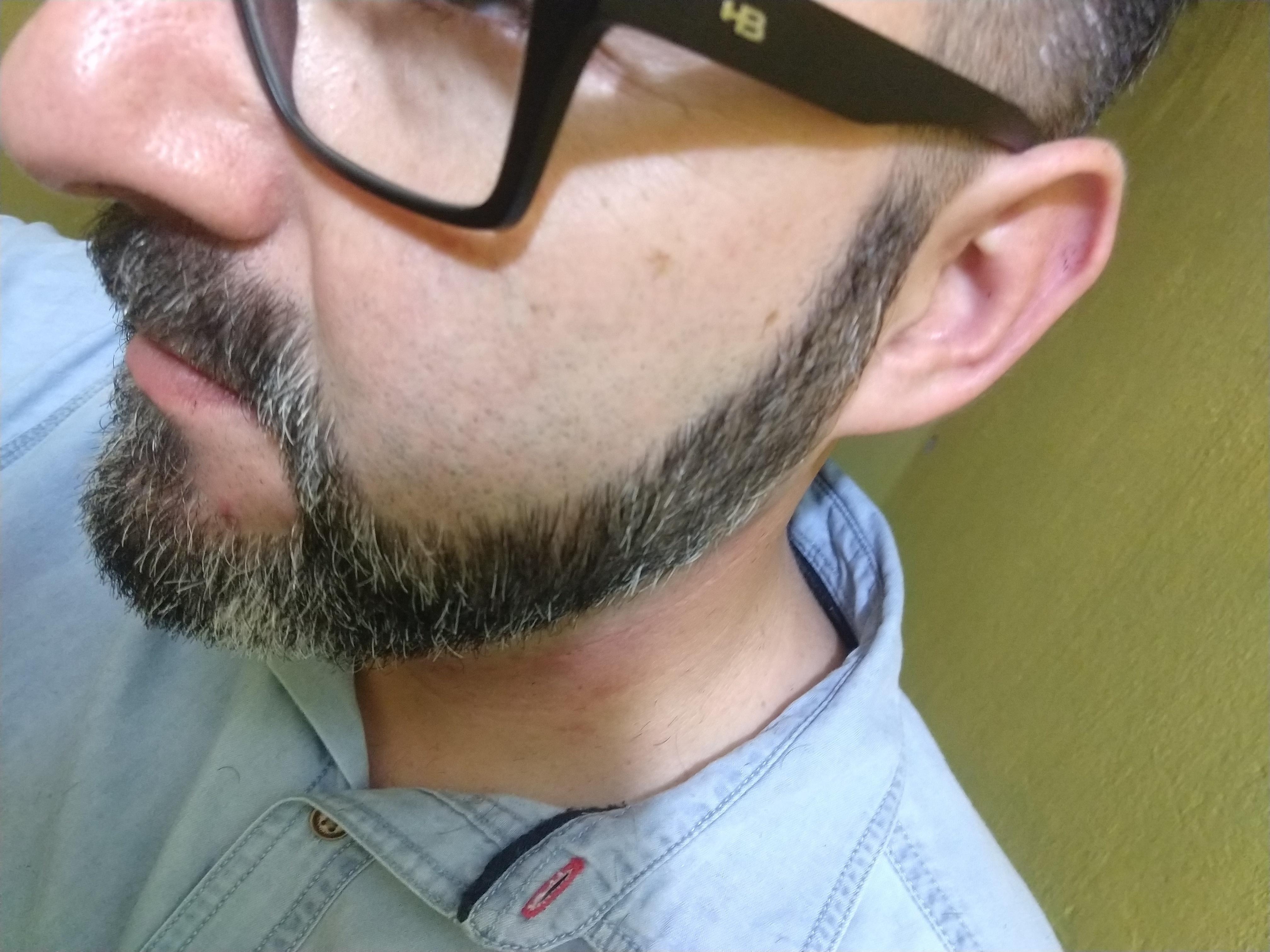 Limpeza e finalização da barba !!! #barbaterapia outros barbeiro(a) estudante