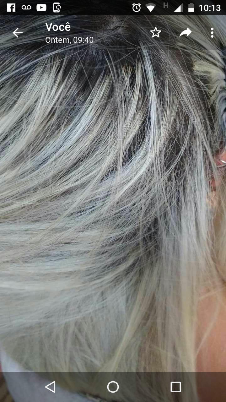 Trabalho como Cabeleireira à 10 anos, sou formada pelo Senac Rio. cabelo cabeleireiro(a)