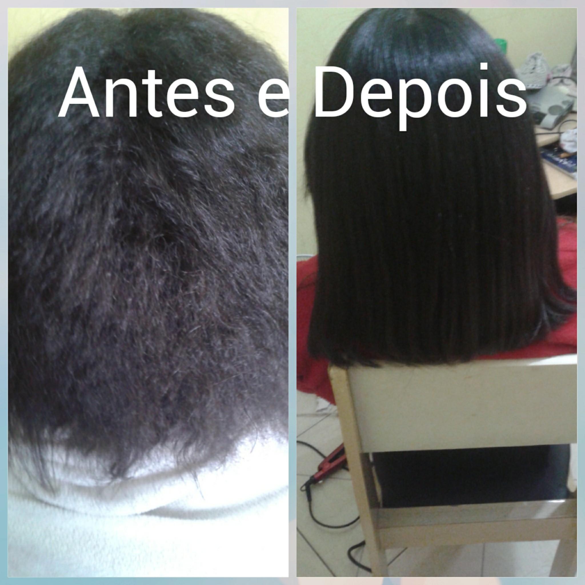 Progressiva  cabelo estudante (cabeleireiro) cabeleireiro(a)
