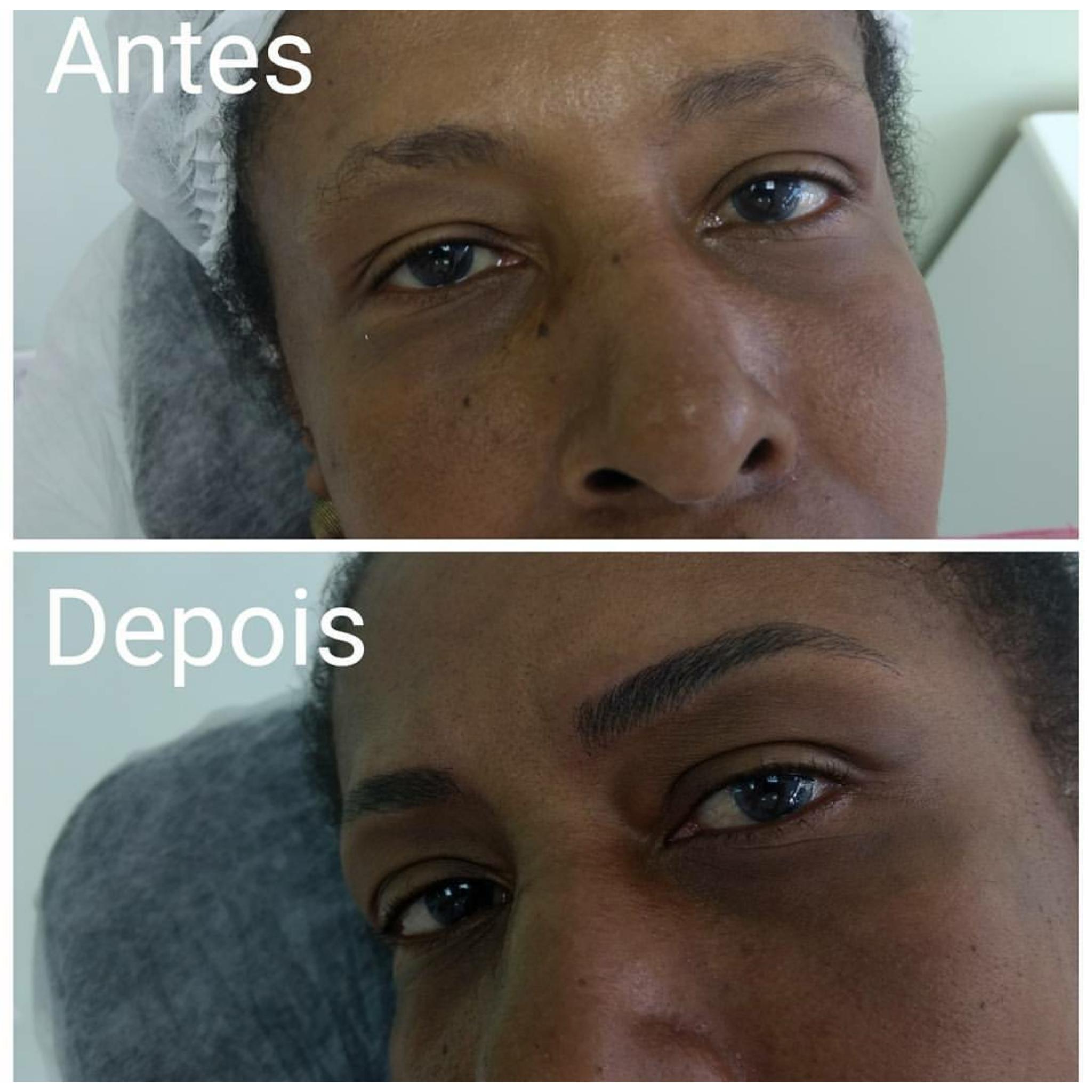 Micropigmentaçao fio a fio estética designer de sobrancelhas micropigmentador(a) depilador(a)