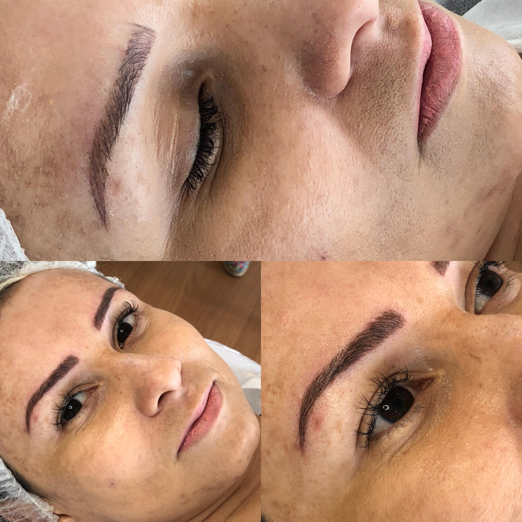 micropigmentador(a) designer de sobrancelhas