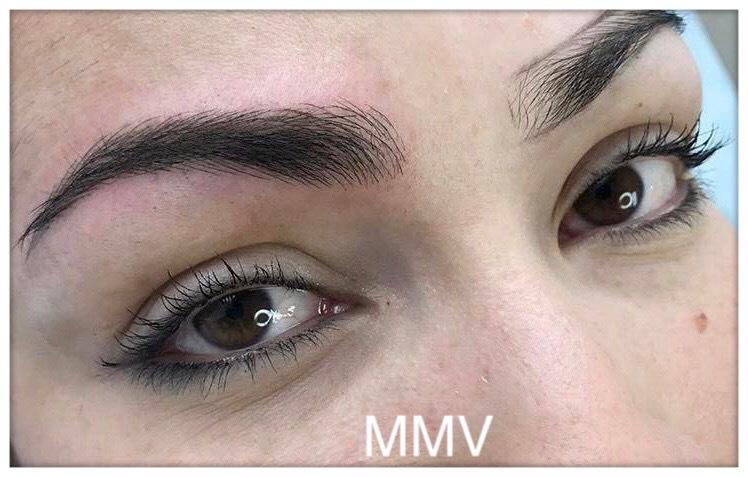 Micropigmentação fio a fio super natural.  outros micropigmentador(a) designer de sobrancelhas