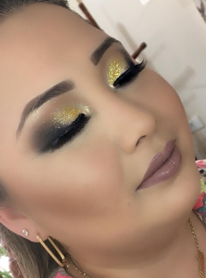 Uma Make lindíssima para um Japa maravilhosa 😍 maquiagem maquiador(a)