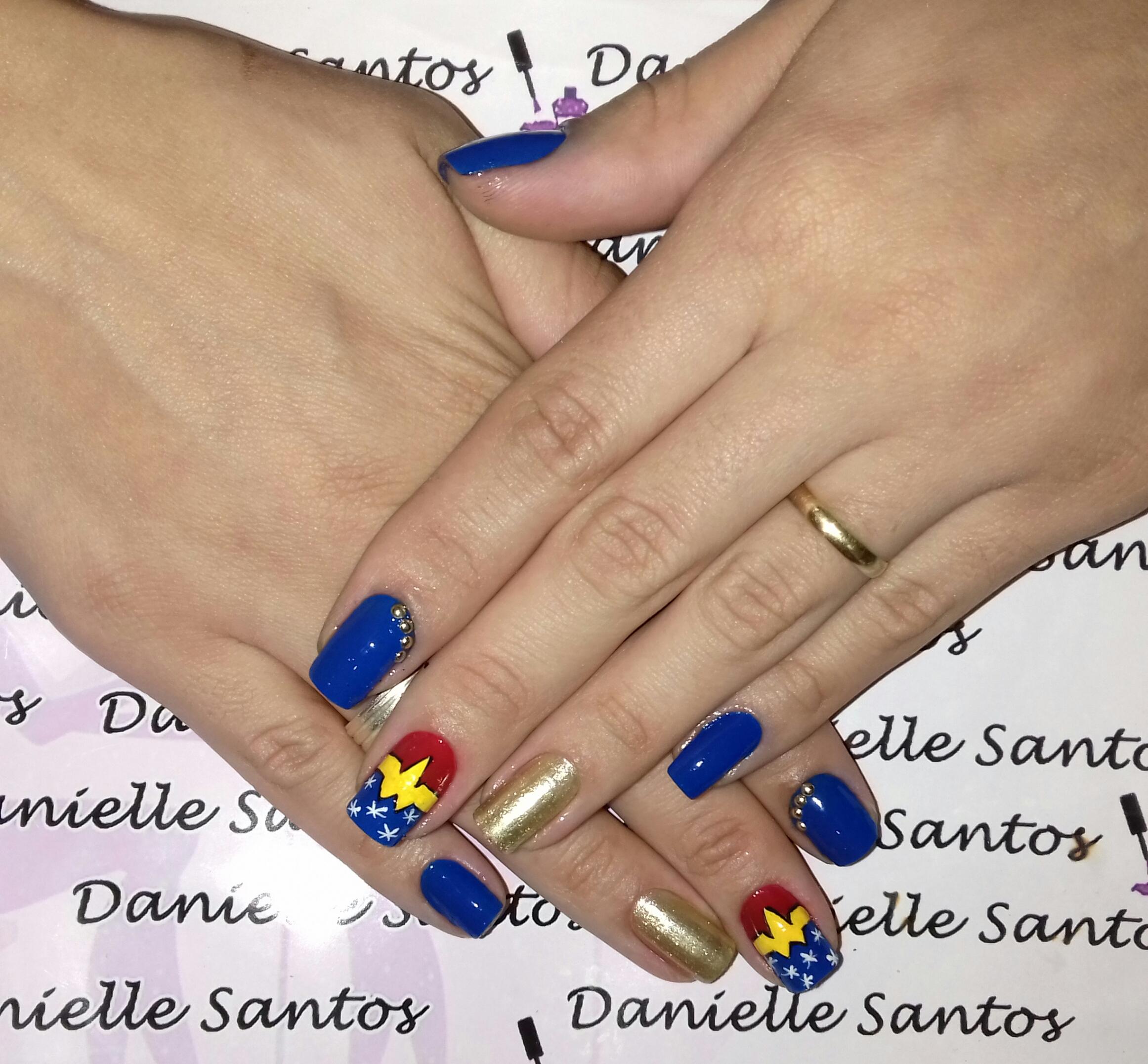 #Mulhermaravilha #naildesign unha manicure e pedicure