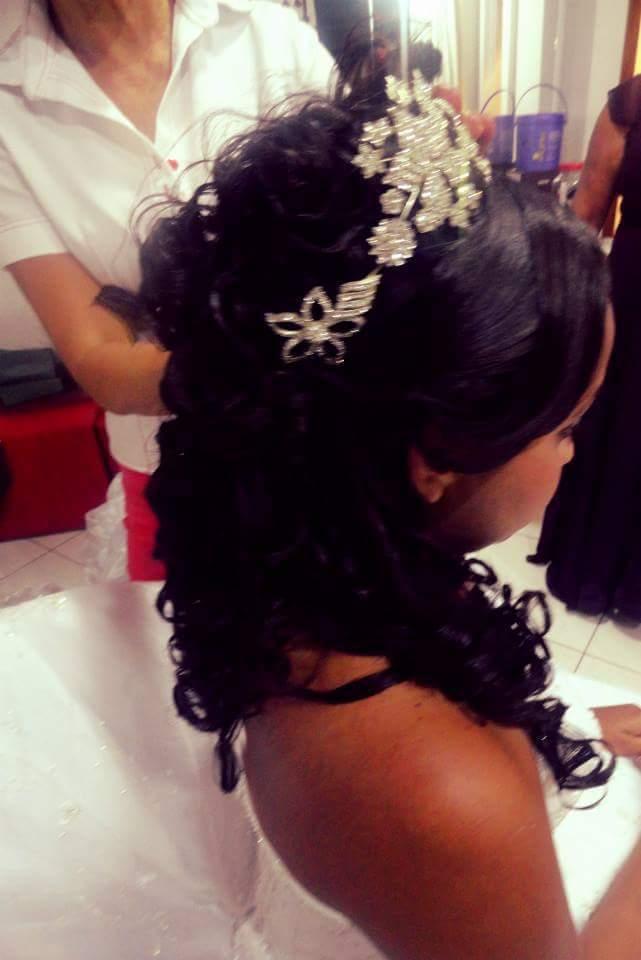 Penteado para Noiva. cabelo cabeleireiro(a)