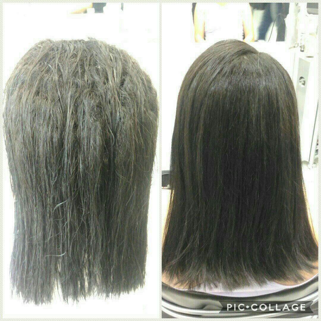 Alisamento com xTenso cabelo maquiador(a) micropigmentador(a) designer de sobrancelhas cabeleireiro(a)
