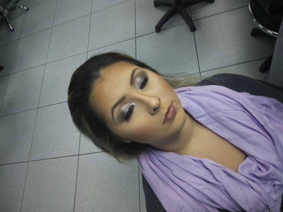 Maquiagem para Oriental. maquiagem maquiador(a)