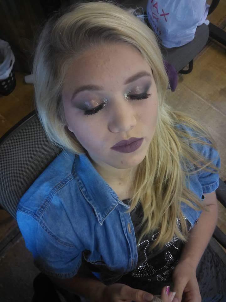 Maquiagem Social. maquiagem maquiador(a)