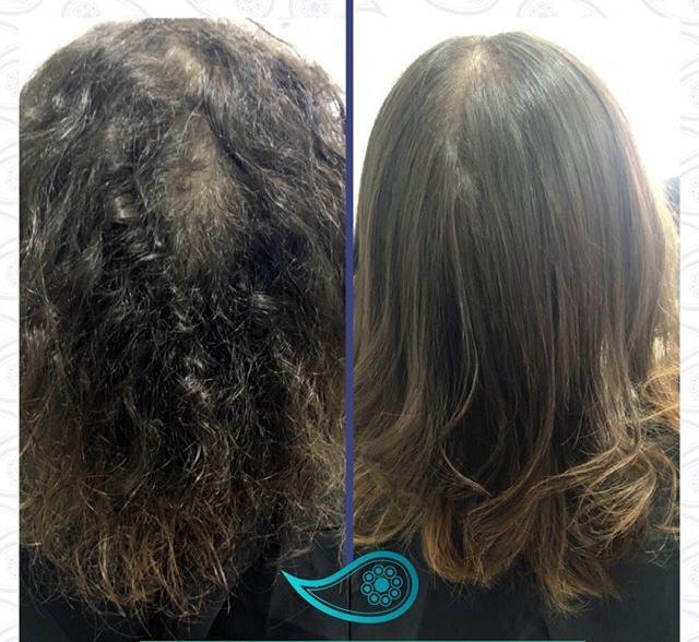 Fotos feitas no curso, Além do olhar  cabelo escovista