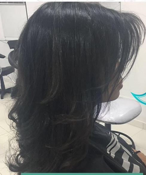 cabelo escovista