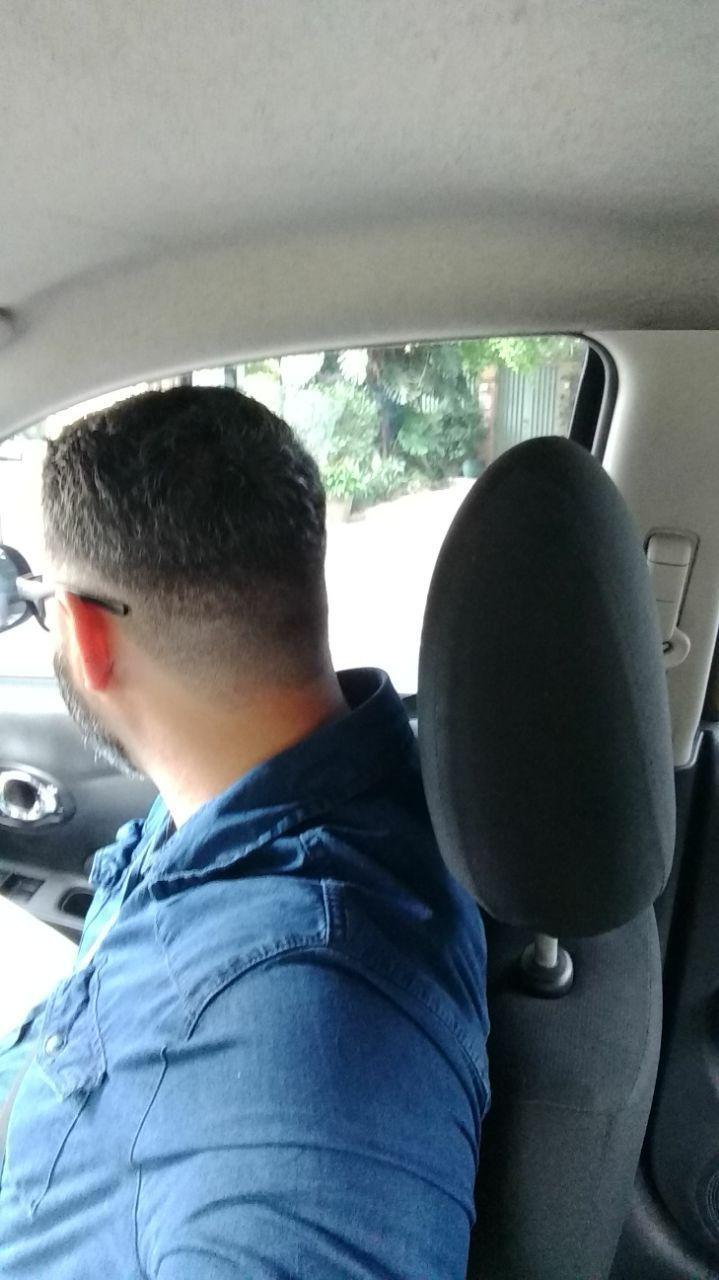 Corte.  cabelo barbeiro(a) estudante