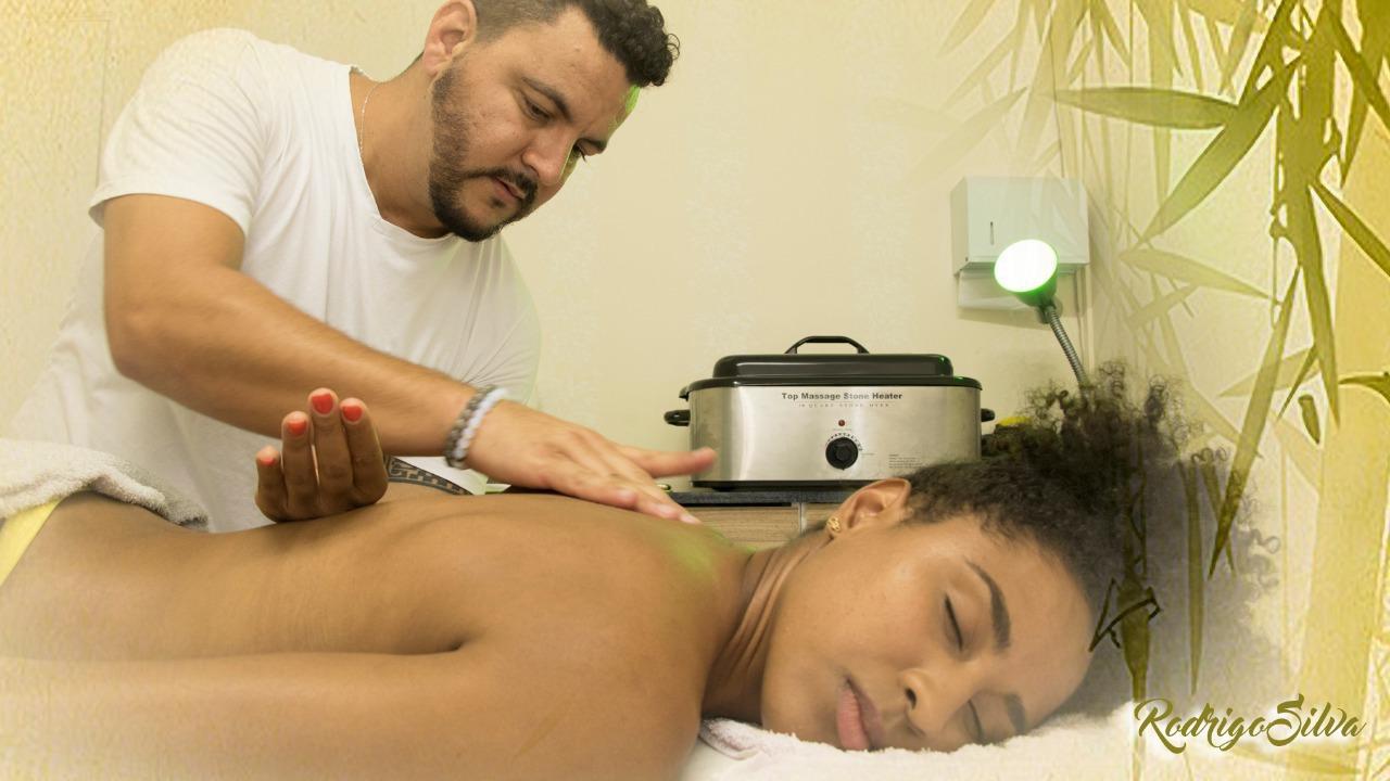 Massagem Relaxante outros massagista aromaterapeuta