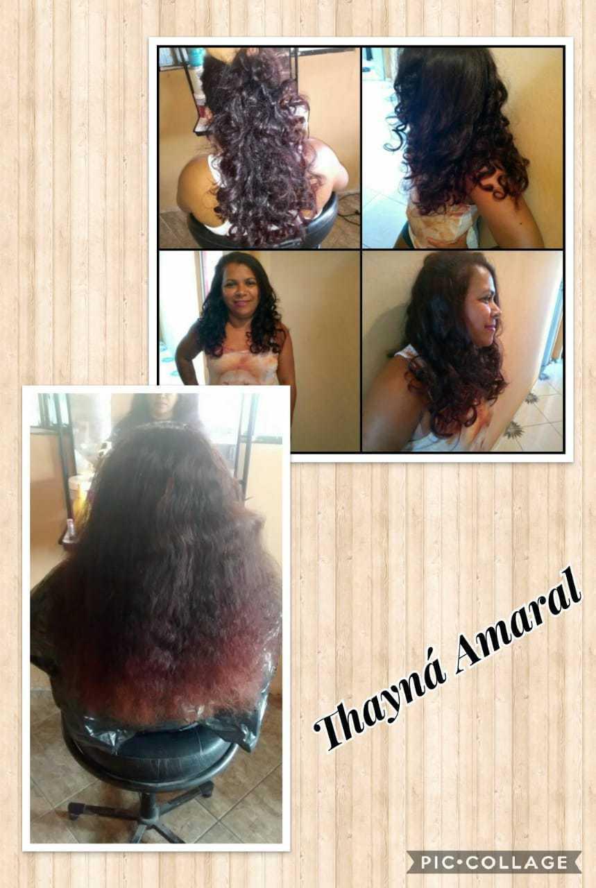 #Cabelos_tratados#coloração#tratamento_capilar#corte#finalização ❤ #Vem_fica_mais_linda  💇💆💃 cabelo cabeleireiro(a)