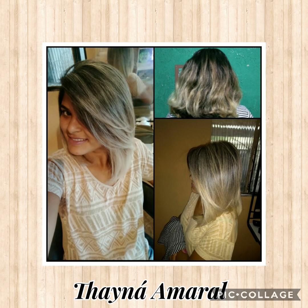 Aquele retoque que você respeita! 😍 #Vem_fica_linda 💆💇 cabelo cabeleireiro(a)