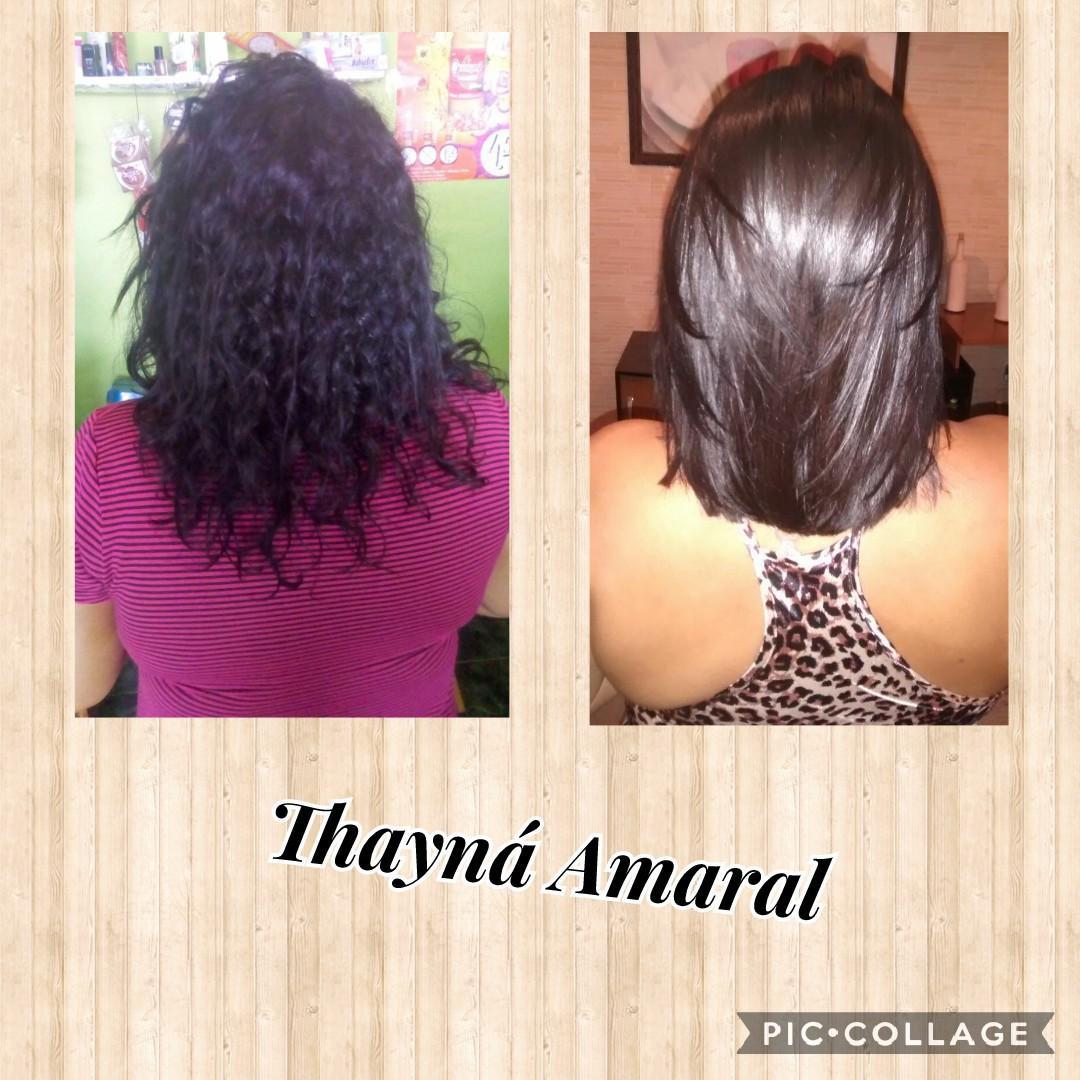 Sabe quando aquele corte renovar a sua cliente, linda ✂✂ #Progressiva_Corte 💇   cabelo cabeleireiro(a)