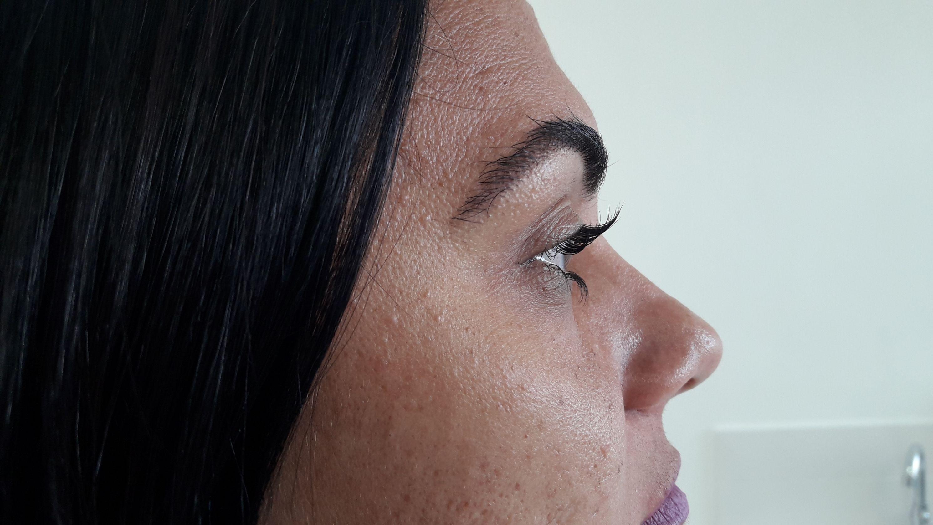 Embelezamento do olhar Lifting nos cílios micropigmentador(a) designer de sobrancelhas esteticista