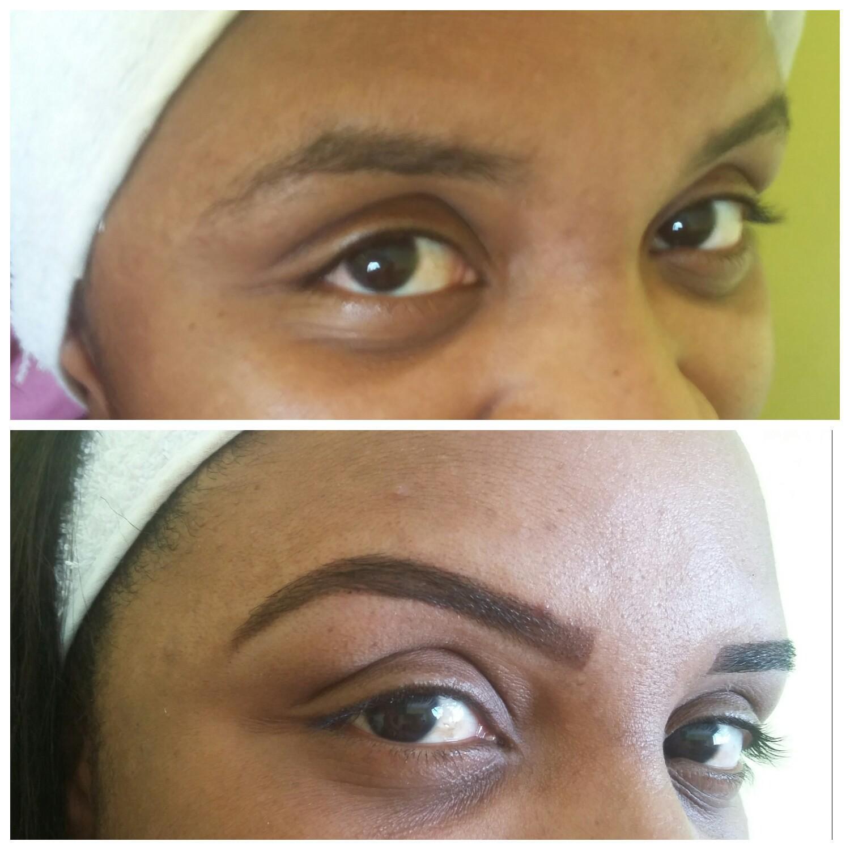 #sobrancelhas #henna #amorpordesign estética designer de sobrancelhas depilador(a)