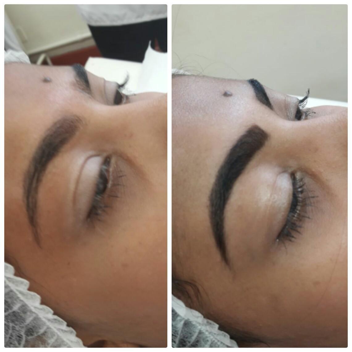 Sobrancelhas de Henna outros designer de sobrancelhas depilador(a)
