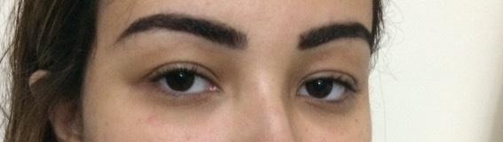 Designer + aplicação de pigmento  estética designer de sobrancelhas