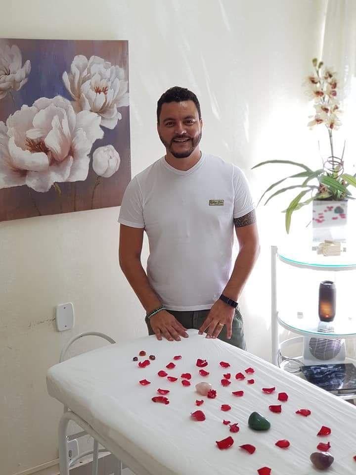 Dia da Noiva: massagem comigo e estética com David Roveri. outros massagista aromaterapeuta