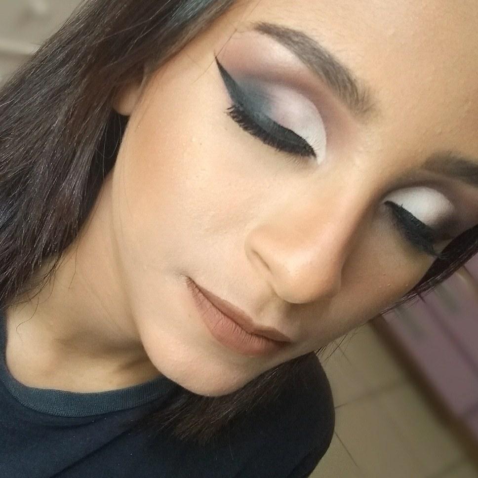 Semi cute crease #makeupraynascimento maquiagem maquiador(a) designer de sobrancelhas