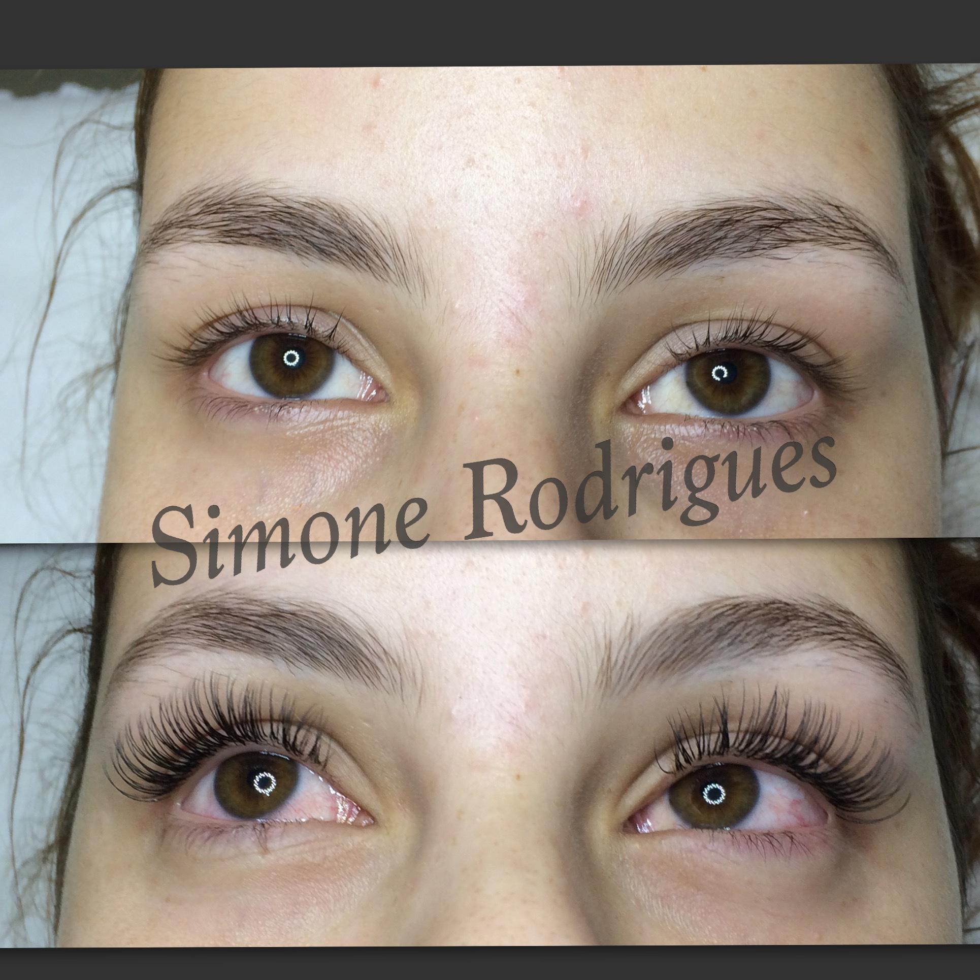 #extensaodecilios #alongamentodecilios #simonerodriguesdepil outros designer de sobrancelhas esteticista depilador(a) micropigmentador(a)