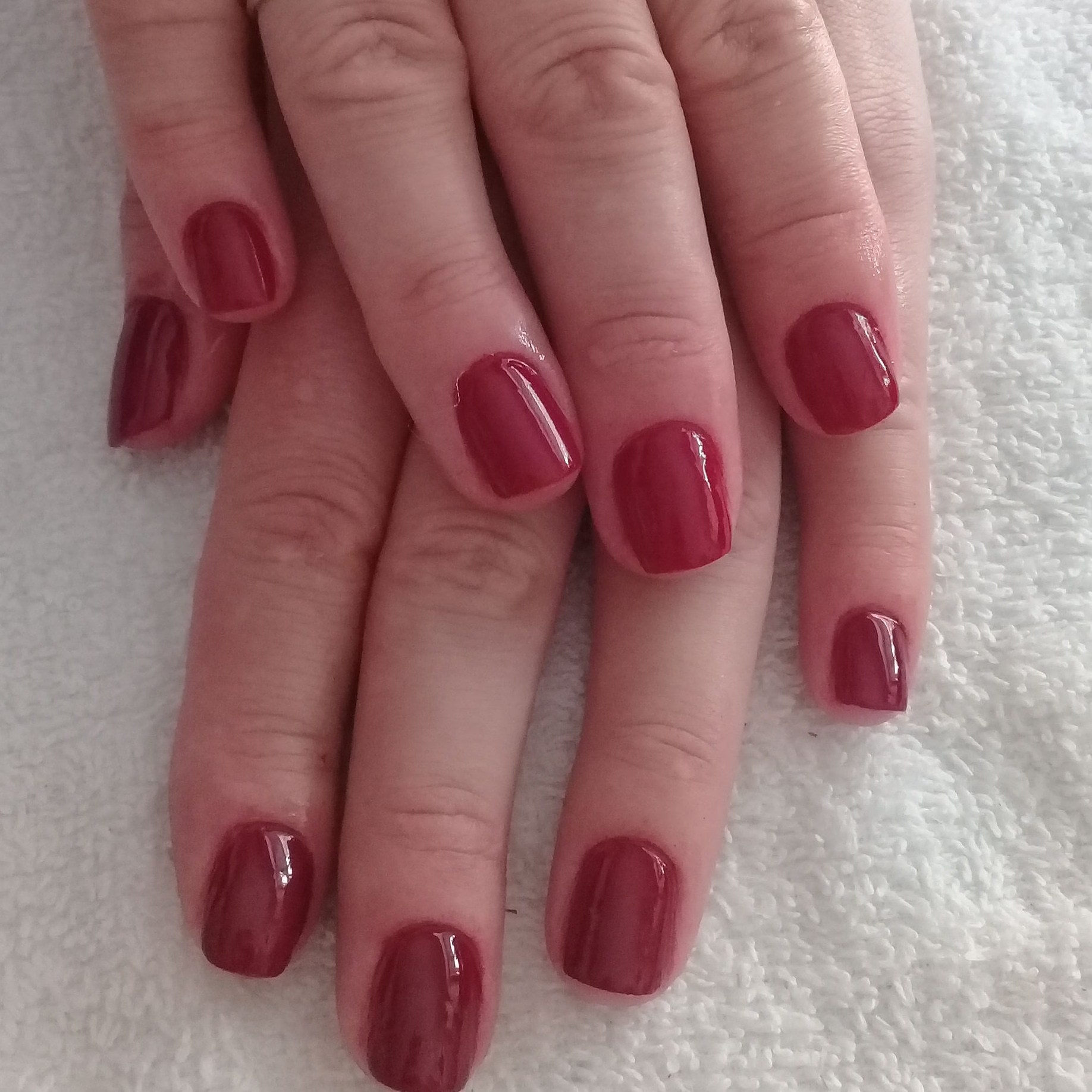 Banho de Gel ! #Vidademanicure unha manicure e pedicure