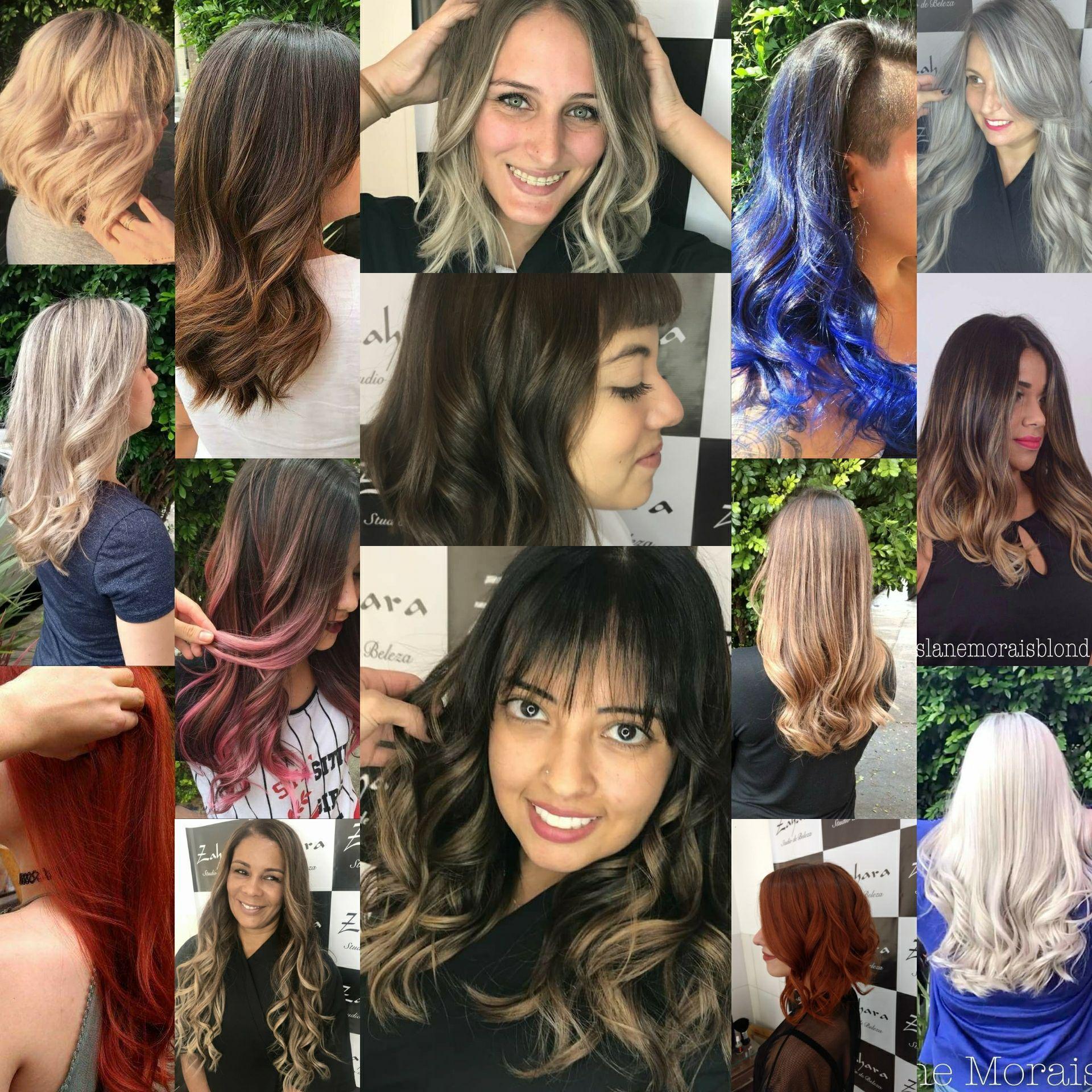 Seja quem você quer ser.. cabeleireiro(a)