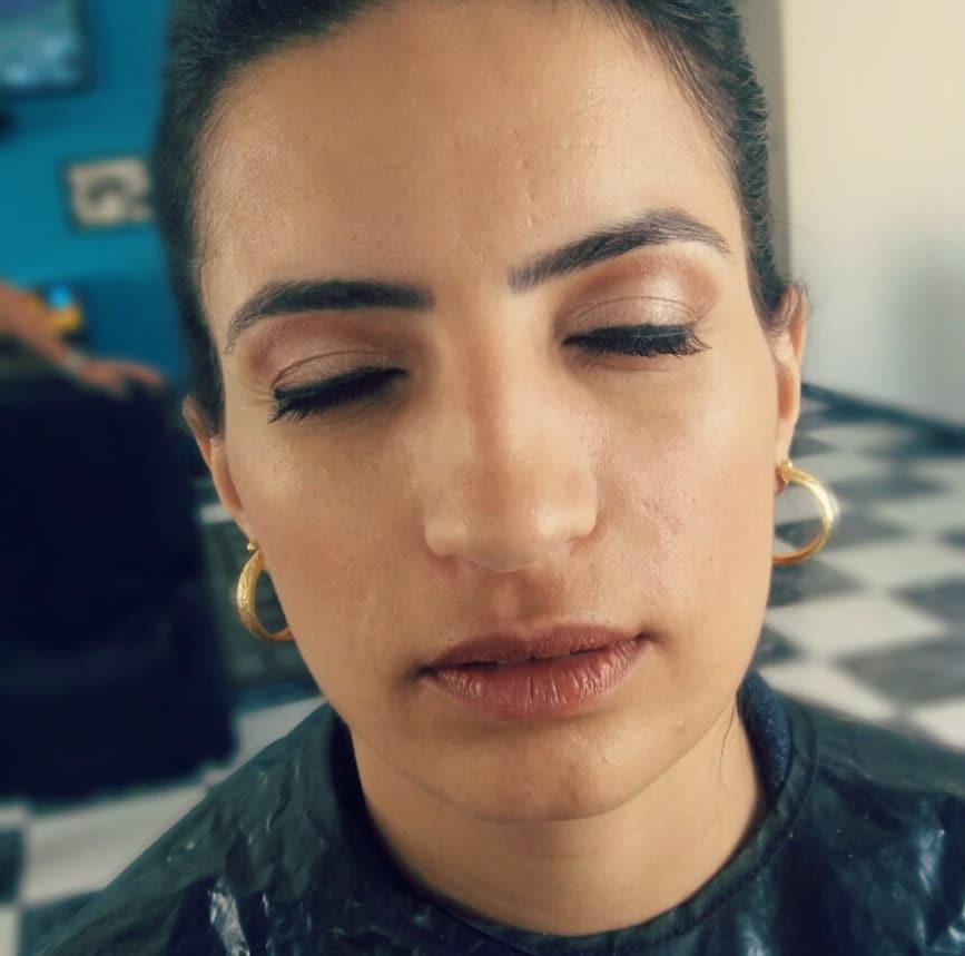 Maquiagem para casamento matinal  Veja mais no meu Blog Vaidosas de Batom:  www.vaidosasdebatom.com maquiagem maquiador(a) docente / professor(a)