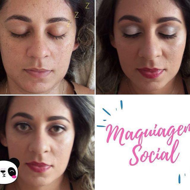 Maquiagem para festa  em gestante maquiagem micropigmentador(a) maquiador(a) designer de sobrancelhas