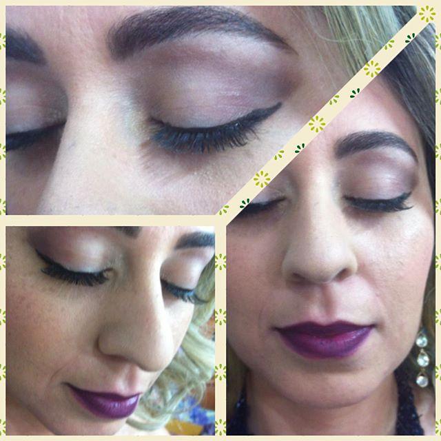 Maquiagem de Madrinha de casamento maquiagem micropigmentador(a) maquiador(a) designer de sobrancelhas