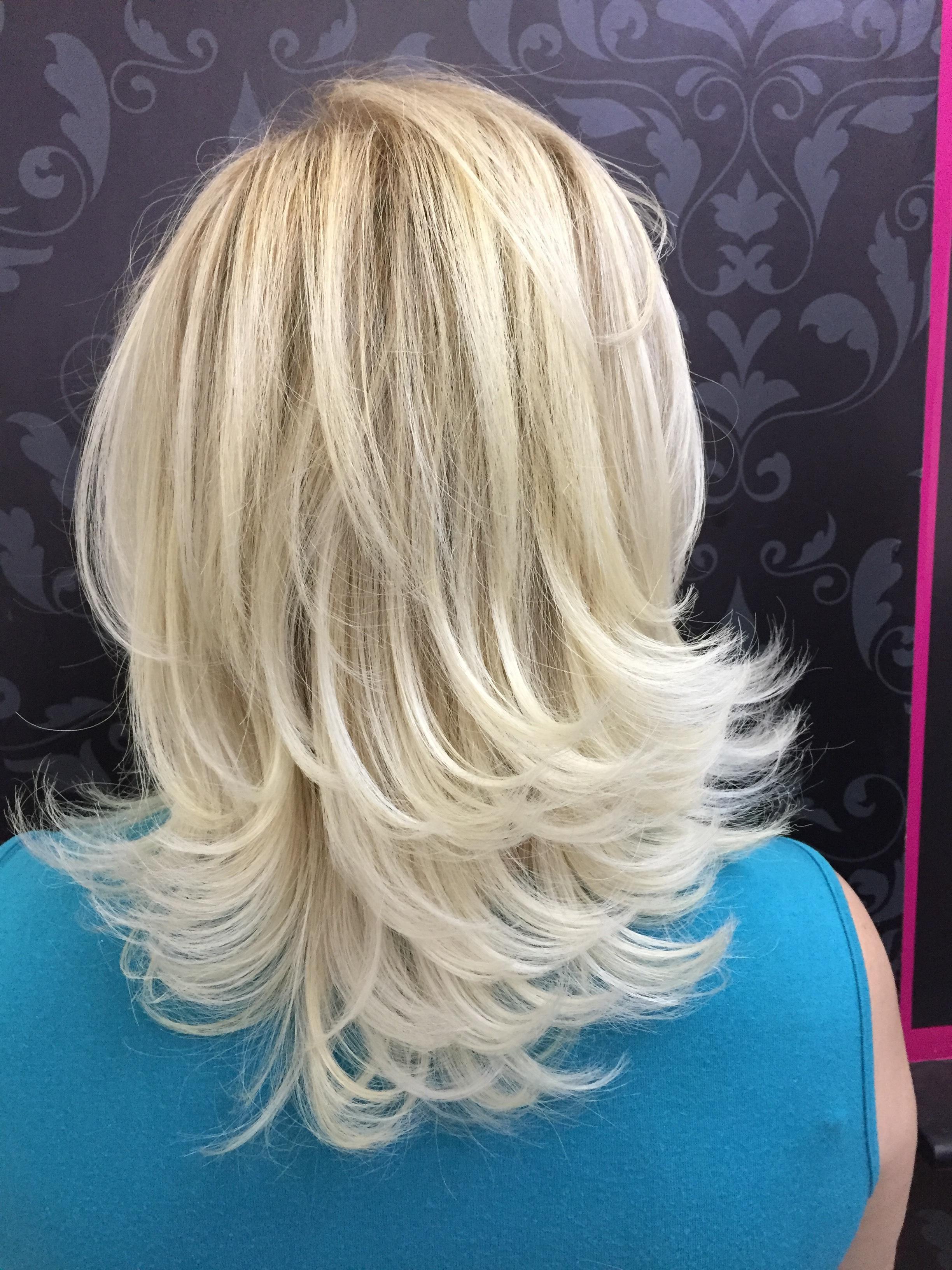 Loiro Pérola 🐚 #loira #mechas #ombrehair #freehands #cabeleireiro #sp #joico #escova #platinado #contour cabelo cabeleireiro(a)