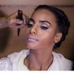 Maquiagem para noiva  pele  negra