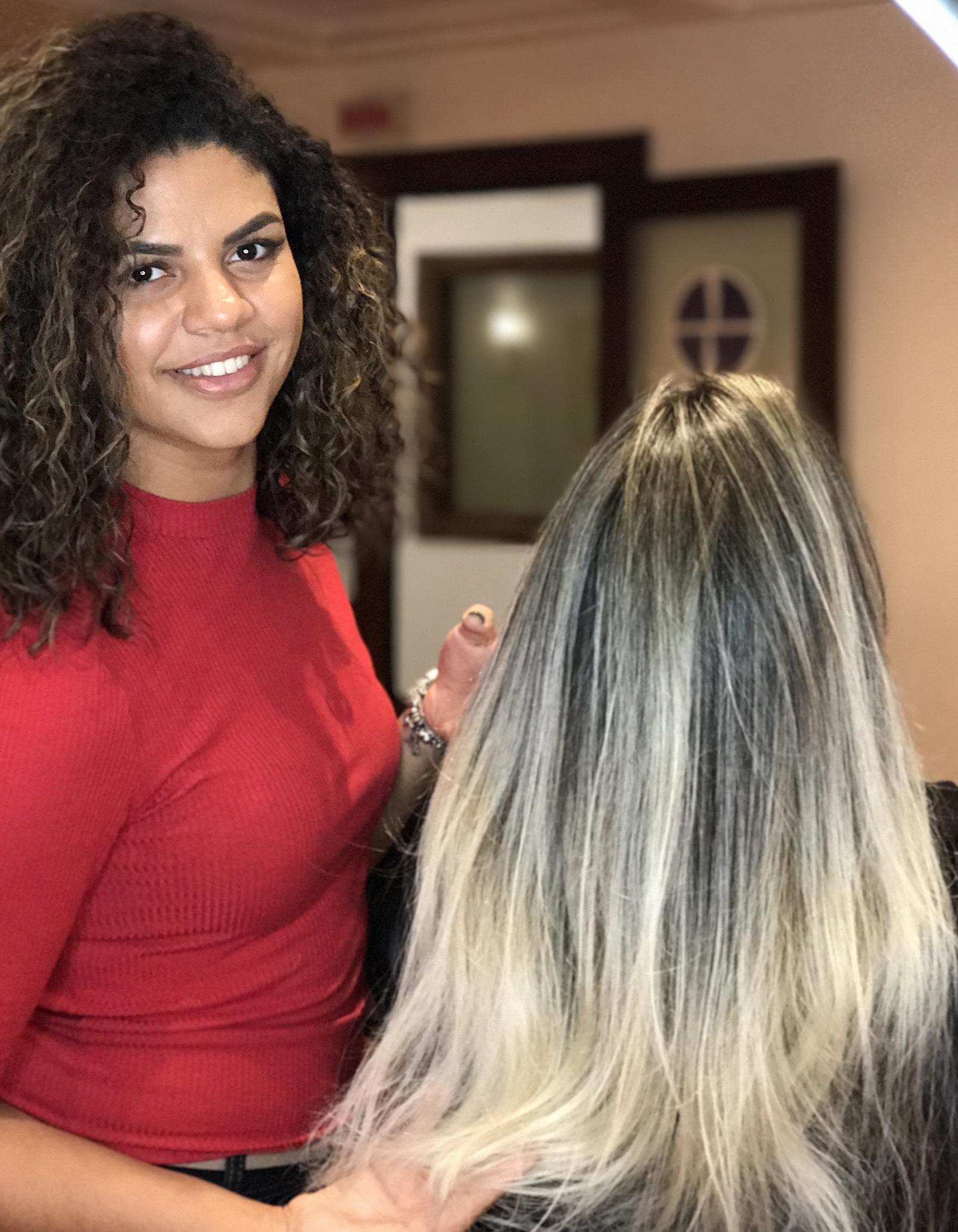 Loiros com o principal: Saúde do fio 😍💖 cabelo cabeleireiro(a) maquiador(a)