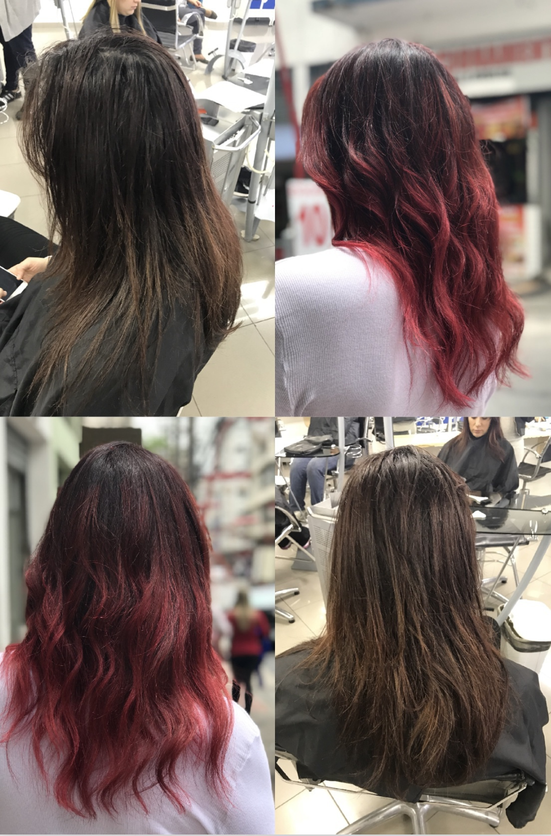 Red 😍 cabelo cabeleireiro(a) maquiador(a)