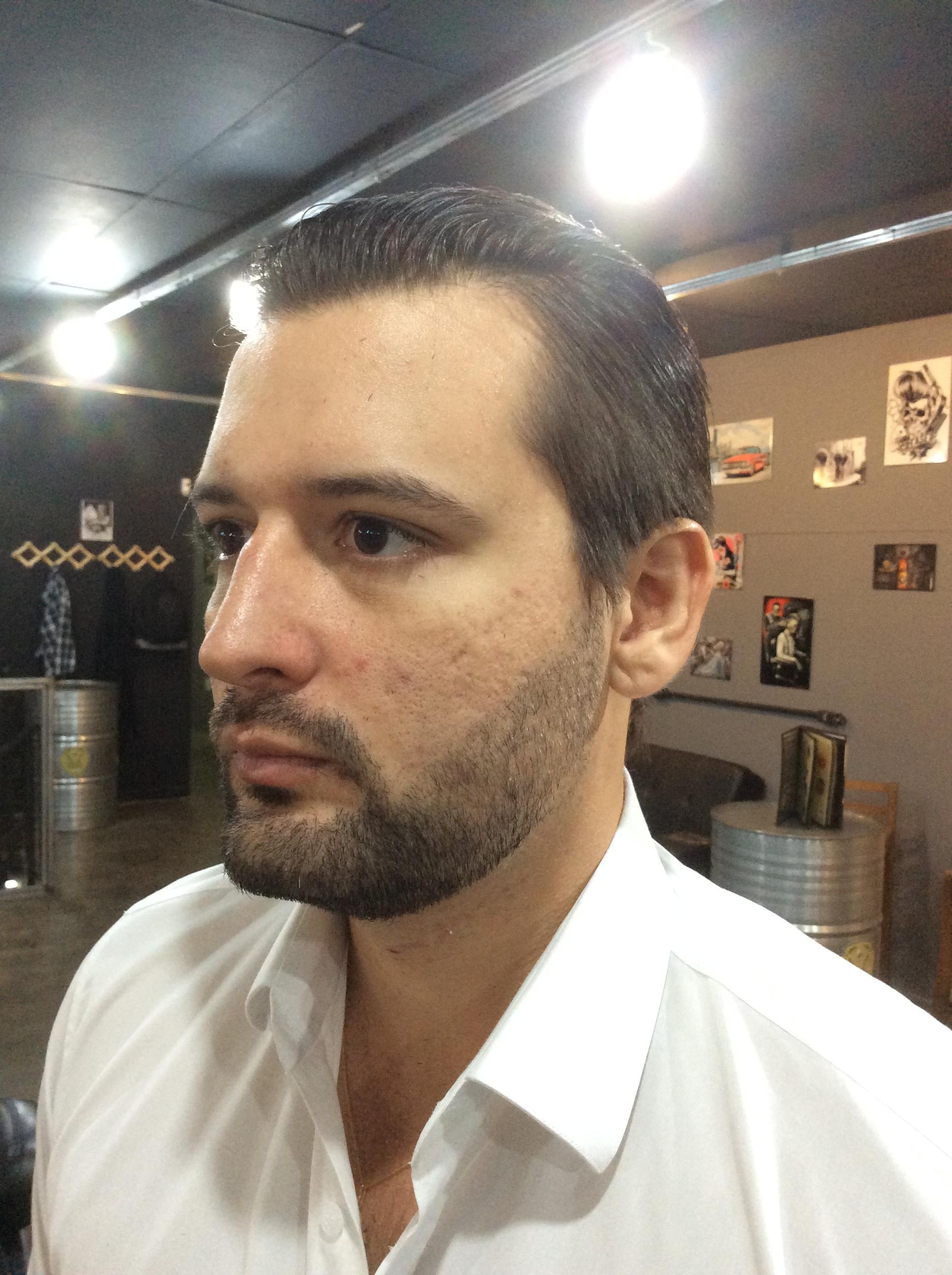 Social cut cabelo barbeiro(a)