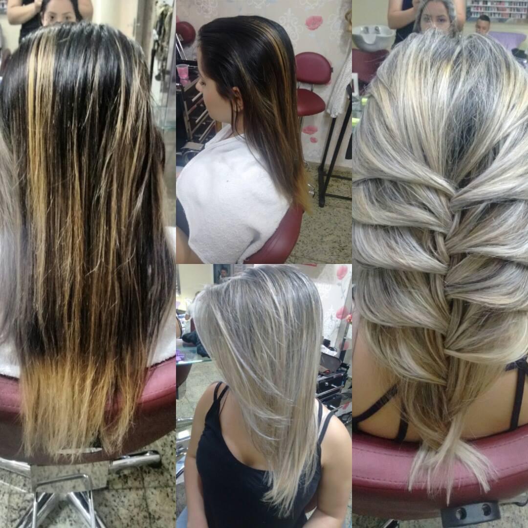 #hair #blond  cabelo auxiliar cabeleireiro(a) cabeleireiro(a) designer de sobrancelhas