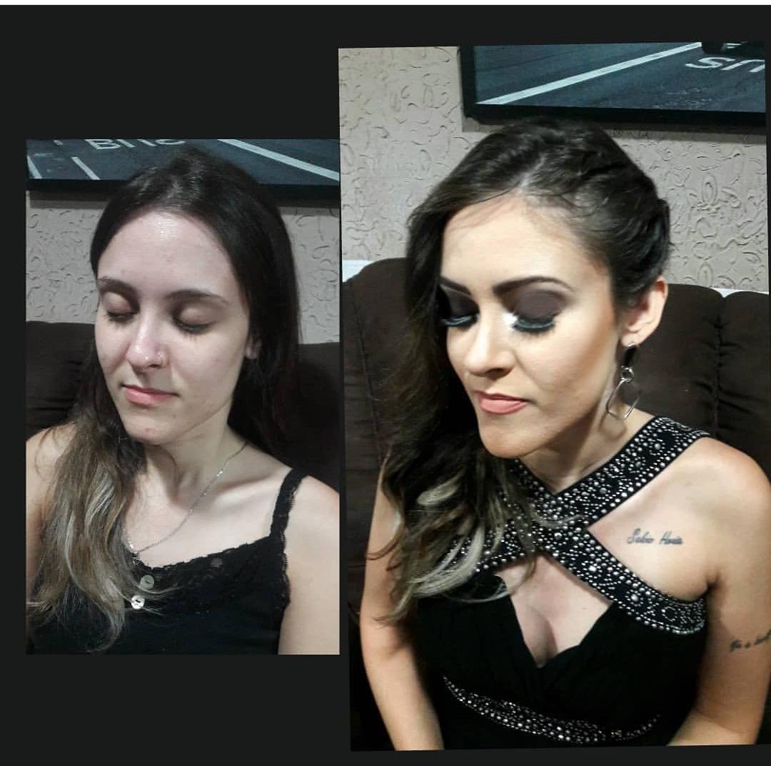 Maquiagem para festa de formatura maquiagem