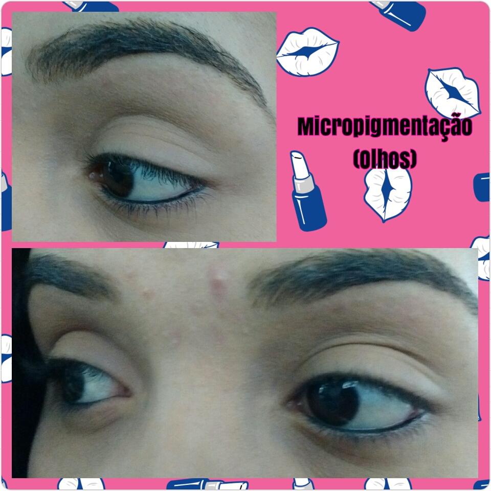 Micropigmentação Olhos micropigmentador(a) cabeleireiro(a) depilador(a) designer de sobrancelhas