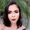 #maquiagem, #makeup, #blue
