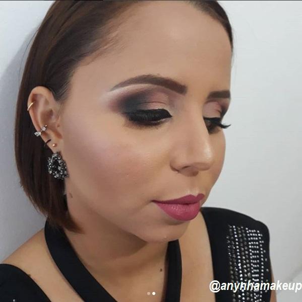 maquiagem para festa #makeup #formatura maquiagem maquiador(a)