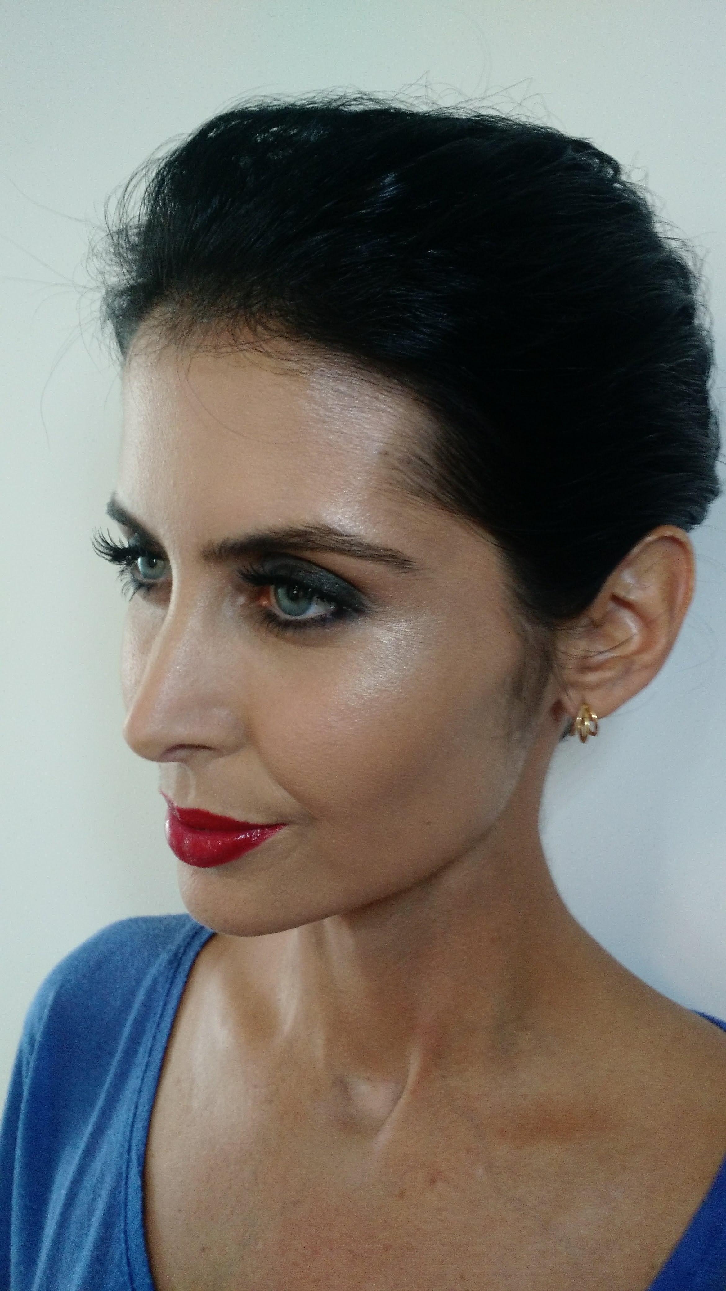 Cabelo e Maquiagem por @josallin maquiador(a) designer de sobrancelhas