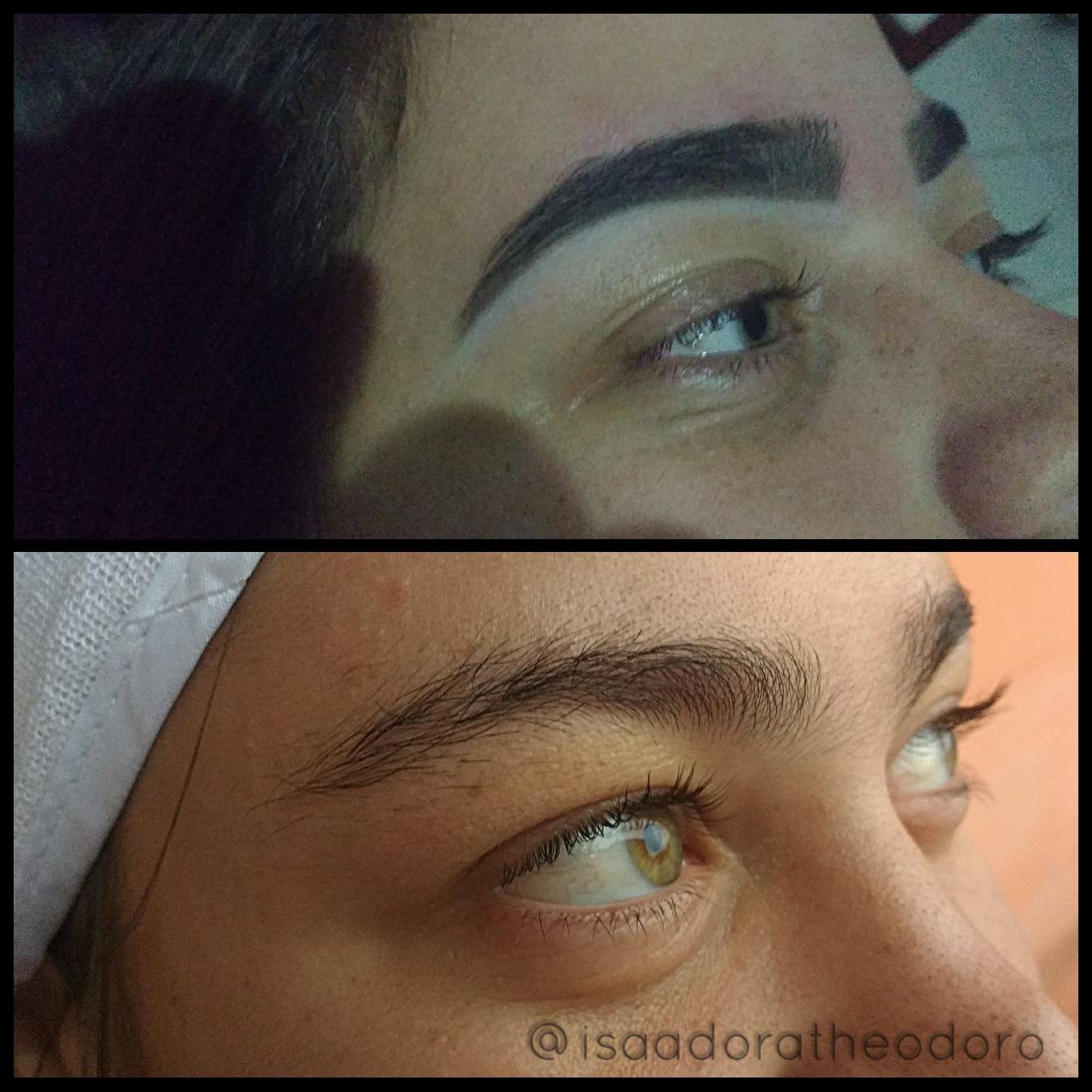 Design de sobrancelhas + henna 😍 outros designer de sobrancelhas maquiador(a) micropigmentador(a)