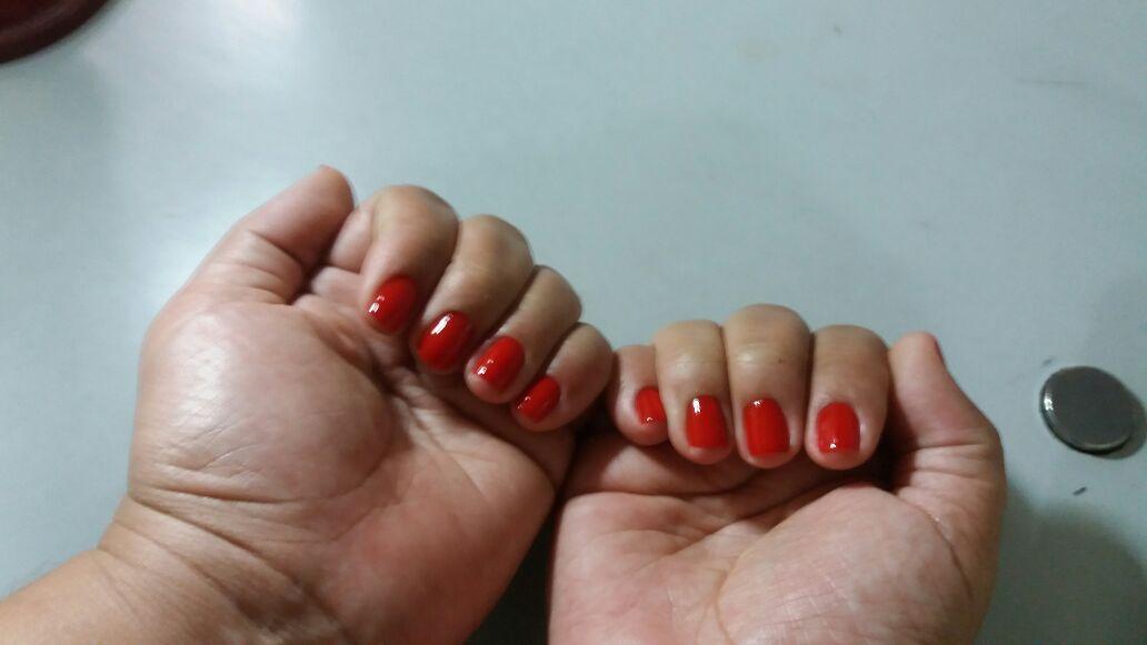 unha manicure e pedicure auxiliar administrativo