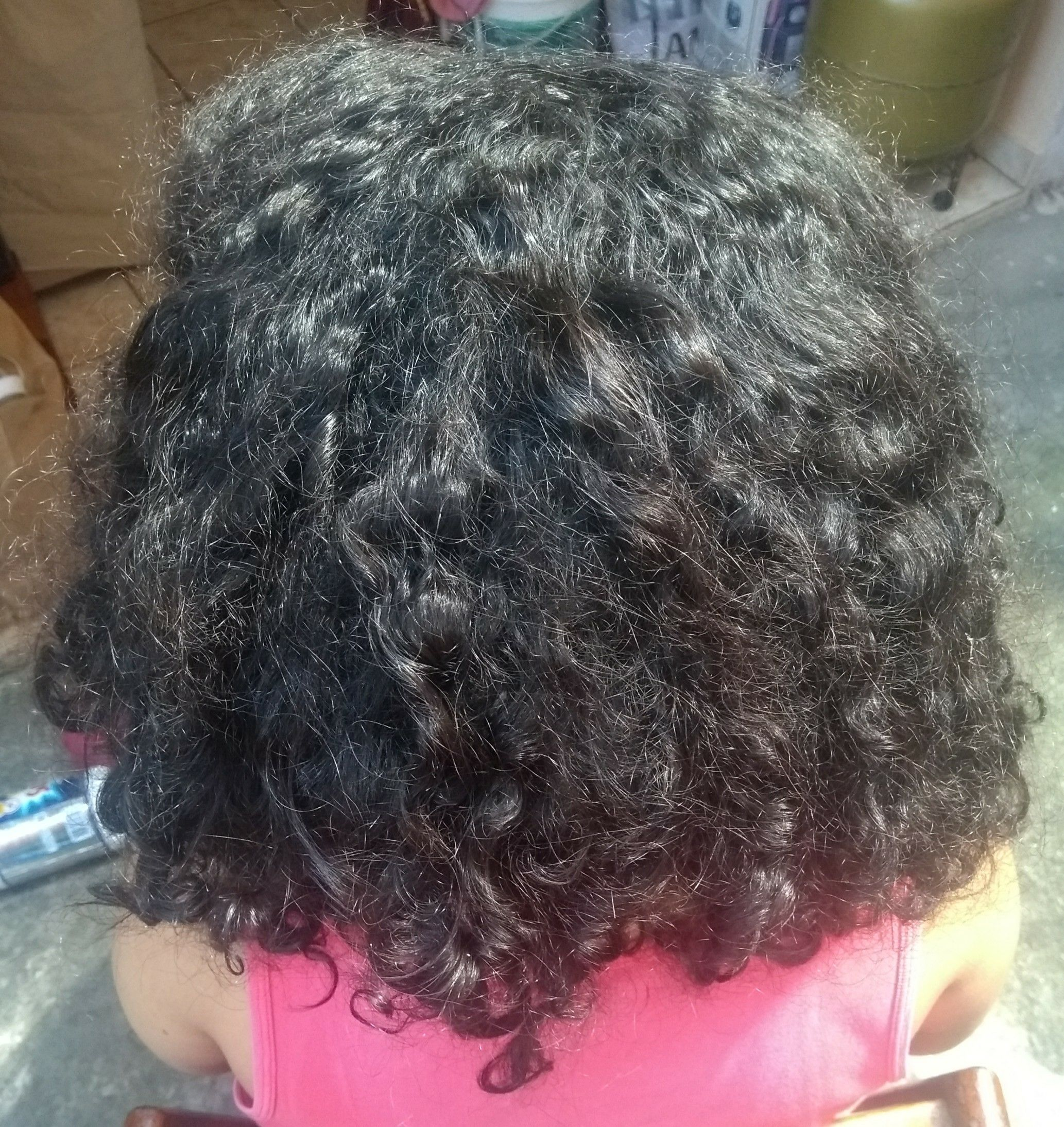 Cabelo antes do botox capilar... cabelo maquiador(a) auxiliar cabeleireiro(a) recepcionista