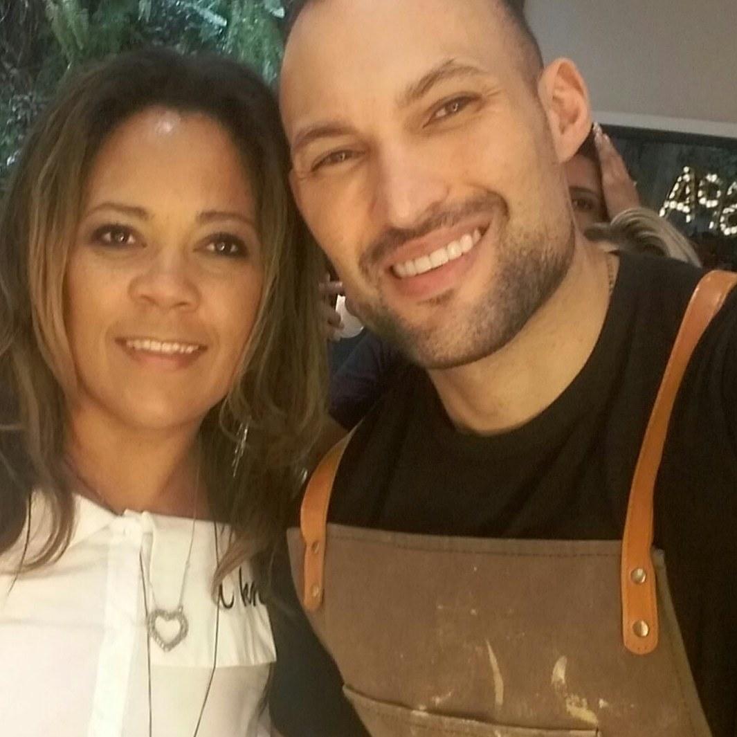 #curso  #Romeu Felipe #Mechas criativas  cabeleireiro(a)