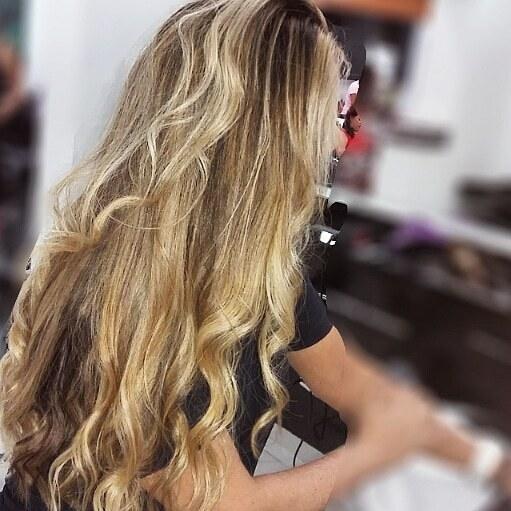 #Blond  loiro bege e dourado  cabeleireiro(a)