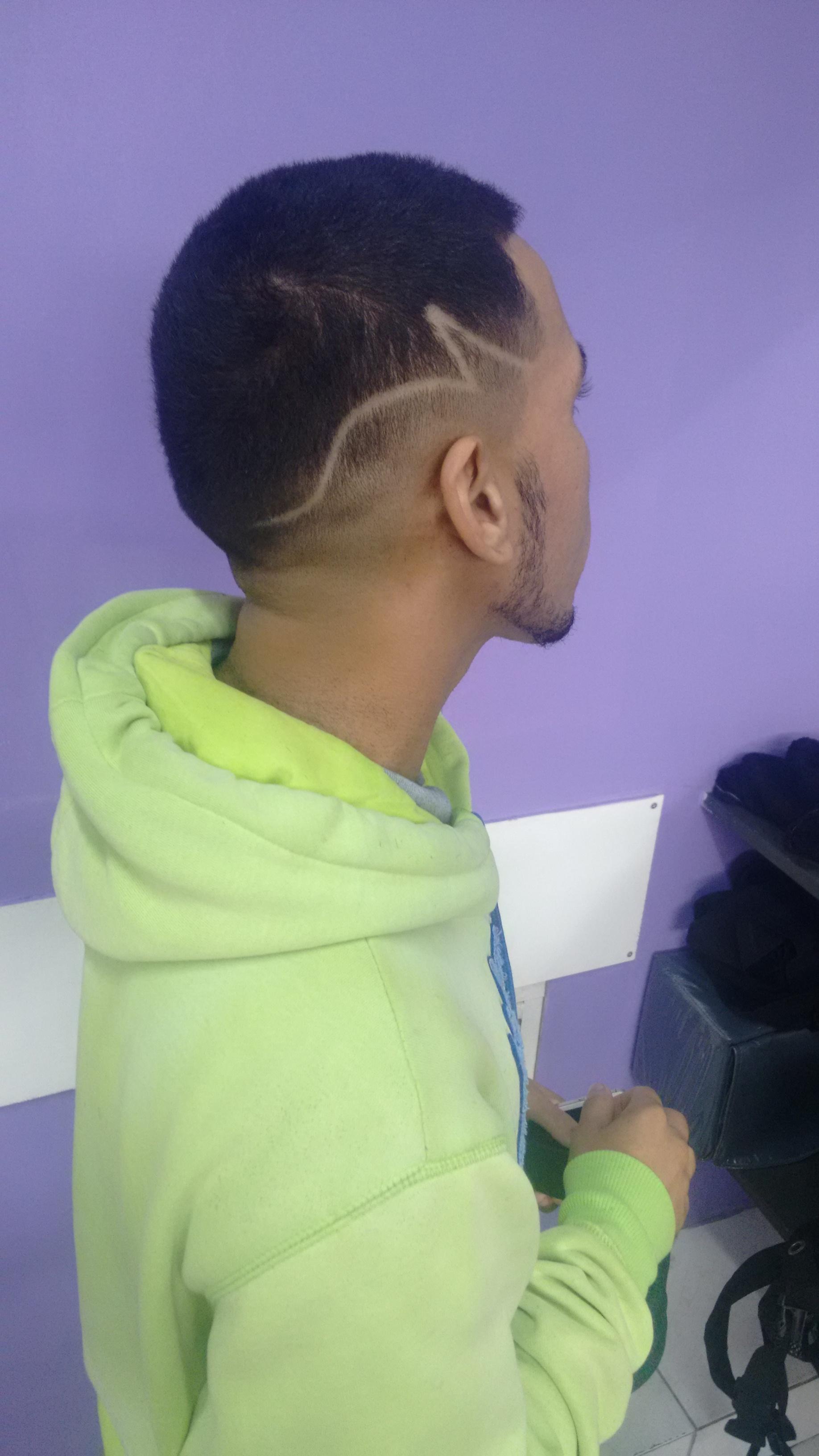 #freestyle #fade cabelo barbeiro(a)